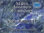 """Fast fact: Stoel Rives LLP received a gold award as a """"Fit-Friendly Worksite"""" from the American Heart Association."""