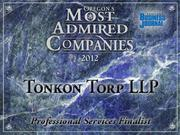 Fast fact: Tonkon Torp LLP placed 18 lawyers on the vaunted Super Lawyers list.