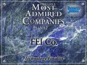 Fast fact:Led by CEO Don Kania, FEI was named system/hardware company of the year in May by TechAmerica Oregon.