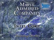Fast fact:Intel Corp. ranked No. 8 on a 2012 Best Global Brands list.