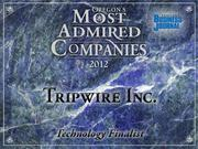 Fast fact:Tripwire Inc.,led by CEO Jim Johnson, was recognized by a leading IT security magazine as the company with the best policy management software.