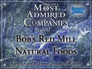 Agriculture & Forest Products: Bob's Red Mill Natural Foods