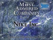 Traditional Manufacturing: Nike Inc.