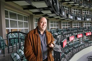 Timbers COO Mike Golub says he won't take fans' support for granted.
