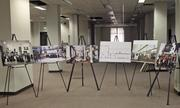 A series of architectural renderings are posted in a nondescript office space in the historic U.S. Post Office. The building will be exhaustively renovated for its next owner, PNCA.