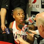 Gallery: Scenes from Blazers media day