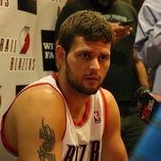 """Power forward/center Joel Freeland, on playing for England's basketball team in the Olympics: """"It was an opportunity to see how good the best are and how they played. It was an incredible experience. Seeing the Gasol brothers (the Spanish NBA stars) playing together was an eye-opener."""""""
