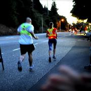 Lights, headlamps and reflector vests are a requirement for the overnight legs of Hood to Coast.