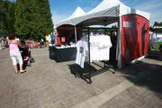 "Organizers of the ""Hammertime"" competition were able to work merchandising, such as t-shirts and various trinkets, into the event's equation. The competition kicked off the U.S. Olympic Track and Field trials Thursday at Nike Inc.'s Portland-area campus. Some 5,000 track and field fans were expected to attend the competition."