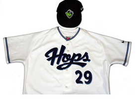 The Hillsboro Hops, which play their first home game June 17, are a member of the Green Sports Alliance.
