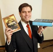 """Joshua Husbands, partner at Holland & Knight LLP.Husbands is a fan of the written word, especially """"Garner's Modern American Usage"""" and """"A Supposedly Fun Thing I Will Never Do Again"""" by David Foster Wallace."""
