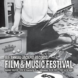 Jackpot Records' annual film festival kicks off Monday night with an 8 p.m. showing of