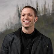 Travis Knight, president and CEO of Laika.As a lead animator with Laika, Knight finds himself smack in the studio's creative trenches.