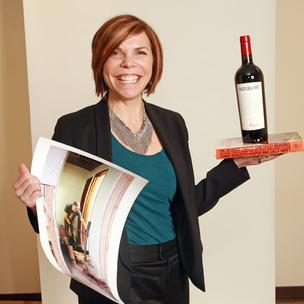 Kristen Siefkin leads the consumer products and food and wine division at Lane PR. Scroll down to view her video interview.