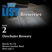 2: Deschutes Brewery