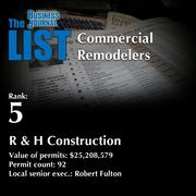 5: R&H Construction
