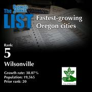 5: Wilsonville