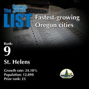 9: St. Helens
