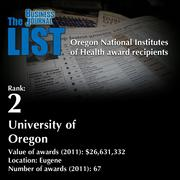 2: University of Oregon