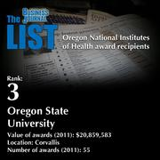 3: Oregon State University