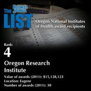 4: Oregon Research Institute