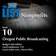 10: Oregon Public Broadcasting