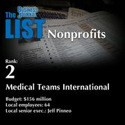 2: Medical Teams International