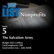 5: The Salvation Army