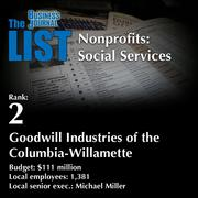 2: Goodwill Industries of the Columbia-Willamette