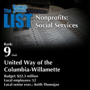 9: United Way of the Columbia-Willamette