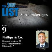 9: Phillips & Co.