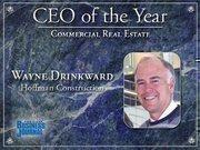 Commercial Real Estate: Wayne Drinkward, Hoffman Construction