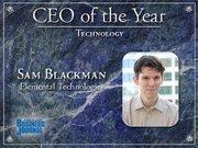 Technology: Sam Blackman, Elemental Technologies