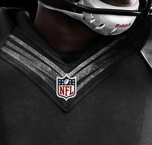 NFL teams were given the option to include Nike's