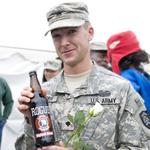 Rogue Ales wins award for honoring troops