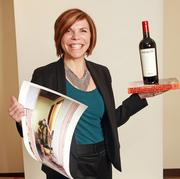 Kristen Siefkin, vice president of Lane PR.Siefkin is crazy about cooking, wine and the Tabor Tavern she and her husband own.