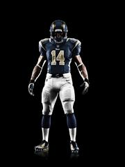 The St. Louis Rams maintain their colors and scheme with the new Nike uniforms unveiled on Tuesday.