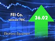 FEI rode a spring quarter plus-side wave to deliver an outstanding year.