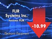Despite an active year on the contract-gathering and acquisition fronts, FLIR lost a little ground during 2012.