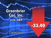 Despite drawing the temporary - yet spirited - interest of billionaire investor Carl Icahn, Greenbrier remained in the state.