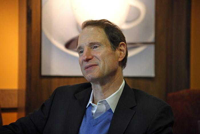 U.S. Sen. Ron Wyden is credited with helping launch the Oregon Business Summit a decade ago.