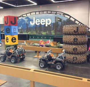 Camp Jeep for Kids is one of dozens of attractions that will be on display at the Portland International Auto Show.