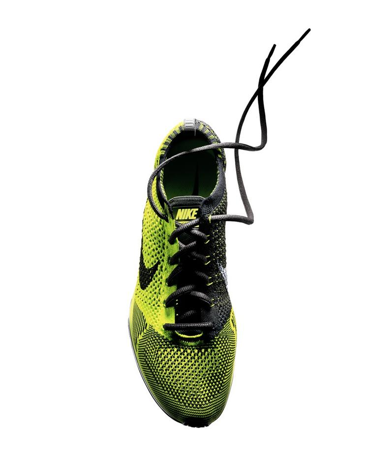 """Nike CEO Mark Parker said as the company scales its Flyknit technology across categories it will see a """"significant impact"""" on margins."""