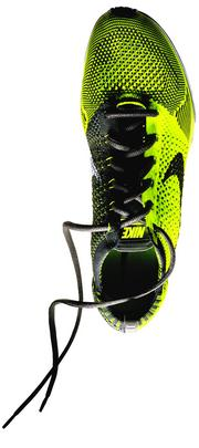 Nike Inc. won a Product Innovation Award for its Flyknit technology at the 2012 Oregon Manufacturing Awards.