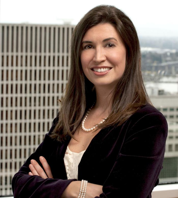 Vanessa Sturgeon is president of TMT Development.