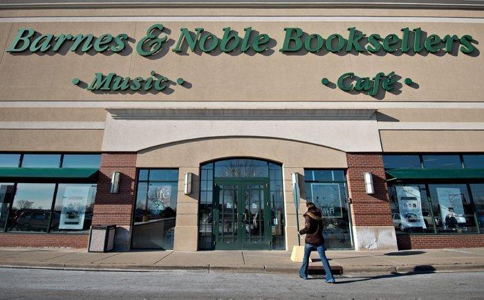 Weakened Barnes & Noble puts landlords on alert - Portland