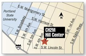CH2M Hill Center has a new owner in one of the larger office deals of 2012 in downtown Portland.