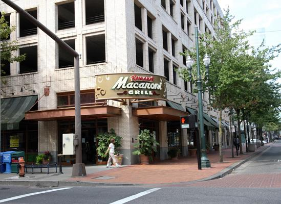 A combination of initiative, contacts and luck helped Business Journal reporter Wendy Culverwell break the news that Microsoft is opening a retail store at the former Macaroni Grill location in downtown Portland.