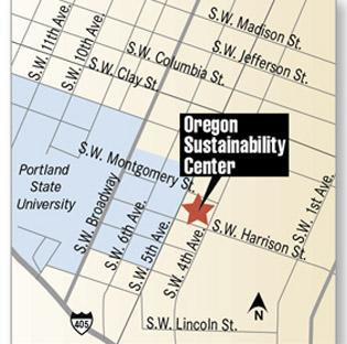 The Oregon Sustainability Center may have a new tenant and partner in Interface Engineering.