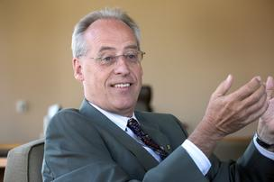 Portland State University President Wim Wiewel said a $1 million gift from the Rose E. Tucker Charitable Trust will fund scholarships for honors students.
